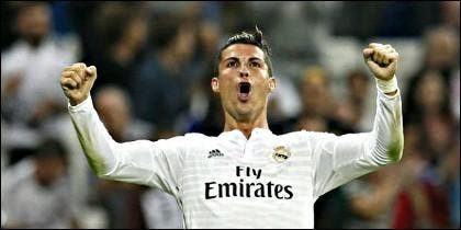 Cristiano Ronaldo, goleador.