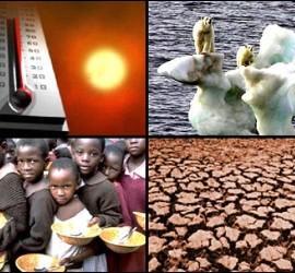 Cambio climático y pobreza