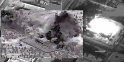 Ataque de EEUU en Siria