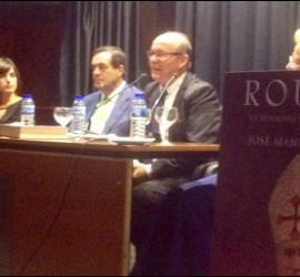 Presentación de Rouco, la biografía no autorizada