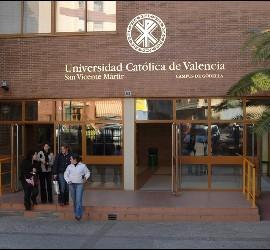 Campus de la Universidad Católica de Valencia en Godella