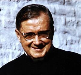 El fundador del Opus Dei, San Josemaría Escrivá de Balaguer