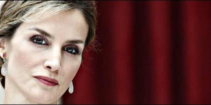 Letizia, Reina de España.