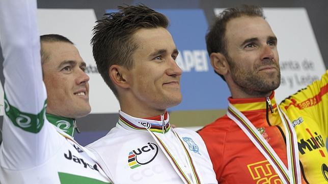 El polaco Kwiatkwoski campeón del mundo