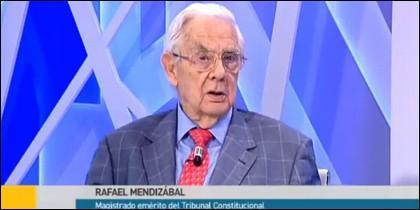 Rafael de Mendizábal.