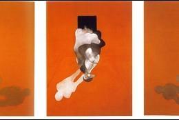 Tríptico 1983, Francis Bacon - Colección Abelló