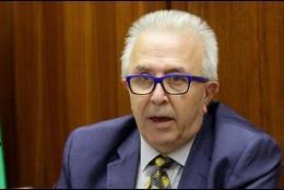 José Sánchez Maldonado, consejero de Economía andaluz.