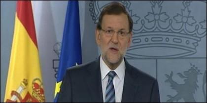Rajoy ofrece diálogo a Mas