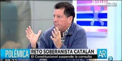 Alfonso Rojo.