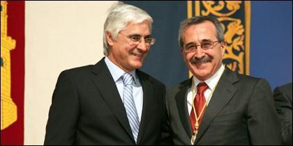 Barreda y Virgilio Zapatero.