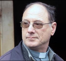 El obispo de Aysén, Chile