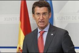 Alberto Núñez Feijoo.