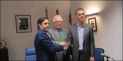 Acuerdo entre la Junta andaluza y Kimberley Diamonds.