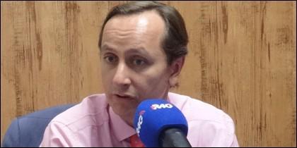 Carlos Cuesta, director de 'La Marimorena' (13TV).