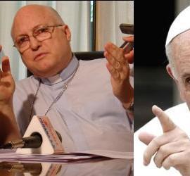 Livieres, contra el Papa Francisco