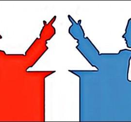 Bipartidismo, izquierda, derechas, PSOE y PP.