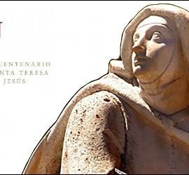 V Centenario del nacimiento de Santa Teresa