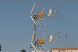 Antena TDT.