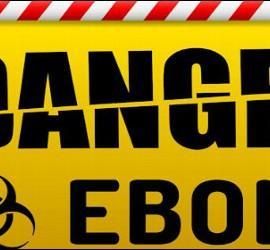 Peligro, ébola al acecho