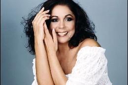 La cantante Isabel Pantoja