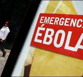 Emergencia ébola