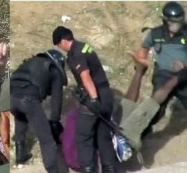 Agrelo, contra la violencia a los inmigrantes en Melilla