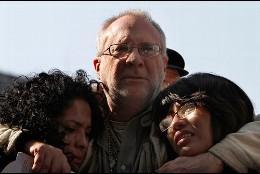 El activista pro derechos humanos Javier Sicilia