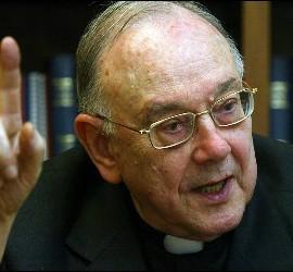 El cardenal Fernando Sebastián