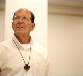 El sacerdote Alejandro Solalinde