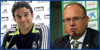 Toril y Pepe Mel.