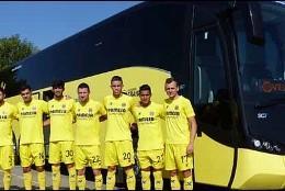 Nuevo autobús Villarreal