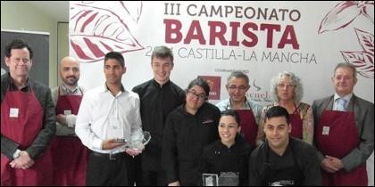 Campeonato Barista de Castilla-La Mancha.