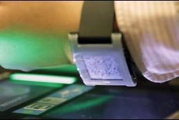 Tarjeta de embarque digital.