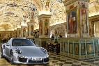 Porsche patrocinó un concierto en la Capilla Sixtina