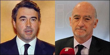 Ángel Acebes y Alberto Recarte