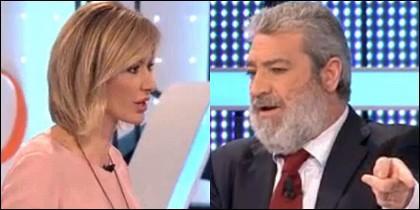 Susanna Griso y MAR.