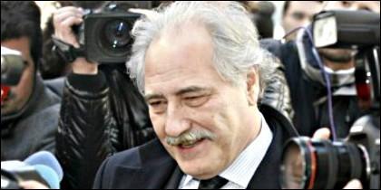 El expresidente de Caja Castilla-La Mancha (CCM) Juan Pedro Hernández Moltó.