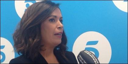 Sandra Fernández ('Un tiempo nuevo').