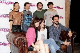 Alexandra Jiménez y Paco León protagonizarán juntos la comedia Embarazados
