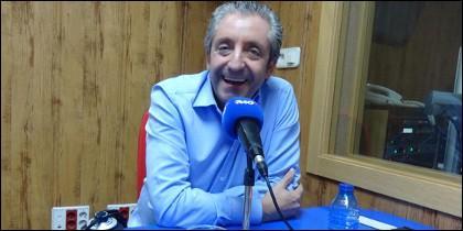Pedrerol, en 'El Burladero' de 'Rojo y Negro', en Radio4G.