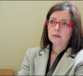 Pilar Fernández, líder de Izquierda Unida Alcalá