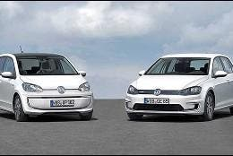 volkswagen e golf up