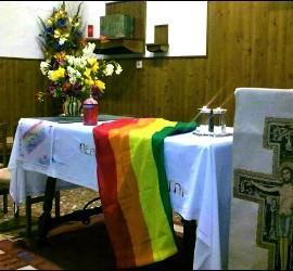 Iglesia y homosexualidad