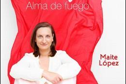 Portada del disco de Maite López