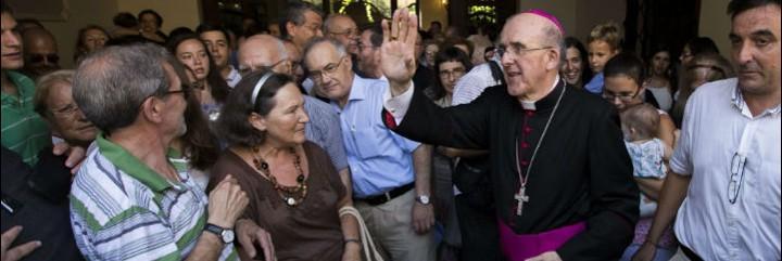 Carlos Osoro comienza su pontificado en Madrid
