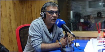 Poblador, exjefe deportes Onda Madrid.