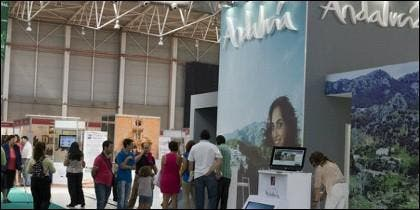 Feria de Turismo Tierra Adentro 2013.
