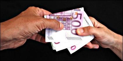 Corrupción, soborno, comisión y robo.