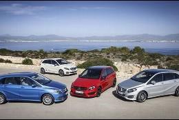 Mercedes gama claseB
