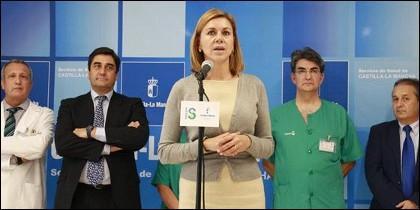 Inauguración de los nuevos quirófanos.